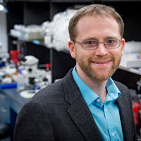 Dr. Jeremy Zartman Awarded Highly Competitive NIH Grant