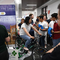 Attend ND Explores STEM during the 2019 Reunion on campus